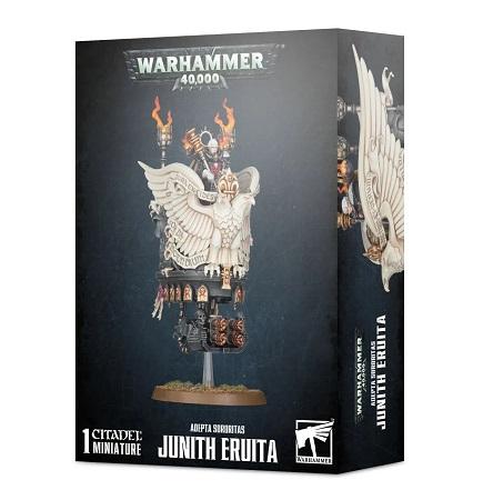 Warhammer 40K: Adepta Sororitas: Junith Eruita 52-17