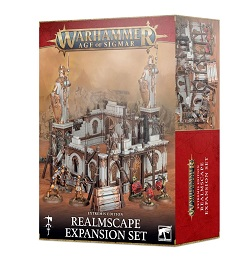 Warhammer Age of Sigmar: Realmscape Expansion Box Set 80-06