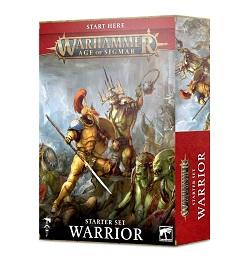 Warhammer Age of Sigmar: Warrior Starter Box Set 80-15