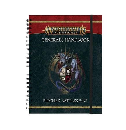 Warhammer: Age of Sigmar: Generals Handbook: Pitched Battles 2021 80-18