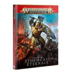 Warhammer Age of Sigmar: Battletome: Stormcast Eternals HC 96-01