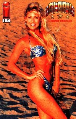 Glory (1995) and Friends Bikini Fest no. 1 - Used