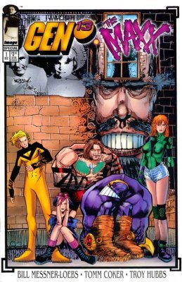 Gen 13 Maxx (1995) no. 1 One Shot - Used