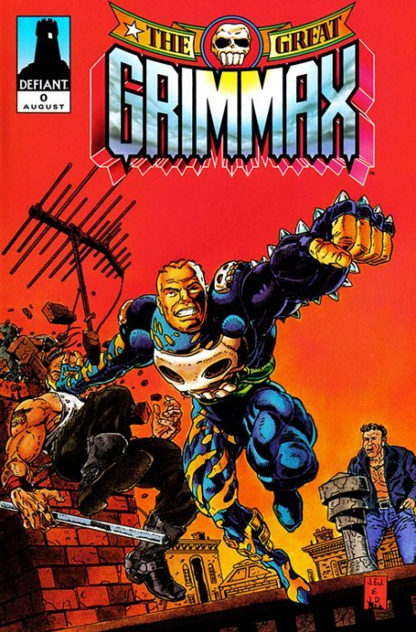 Grimmax (1994) no. 1 One Shot - Used