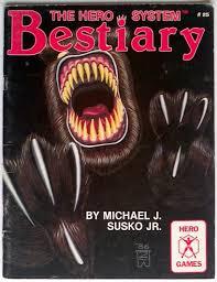 Hero System: Bestiary