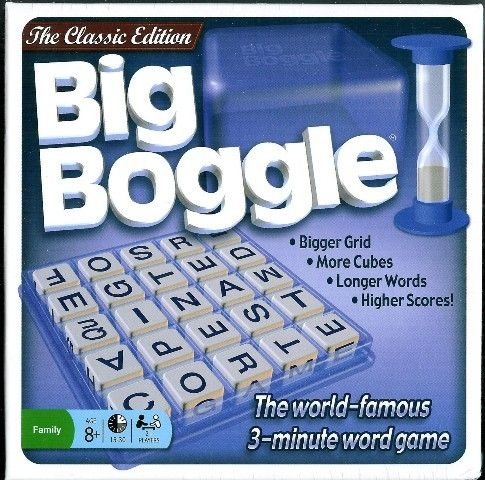 Big Boggle - USED - By Seller No: 14567 Fr. Terry Donahue