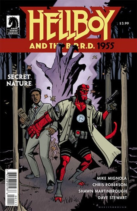 Hellboy and the BPRD 1955: Secret Nature no. 1 (One Shot) - Used