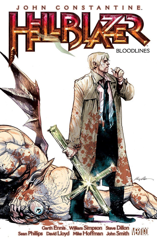 Hellblazer: Volume 6: Bloodlines TP - Used