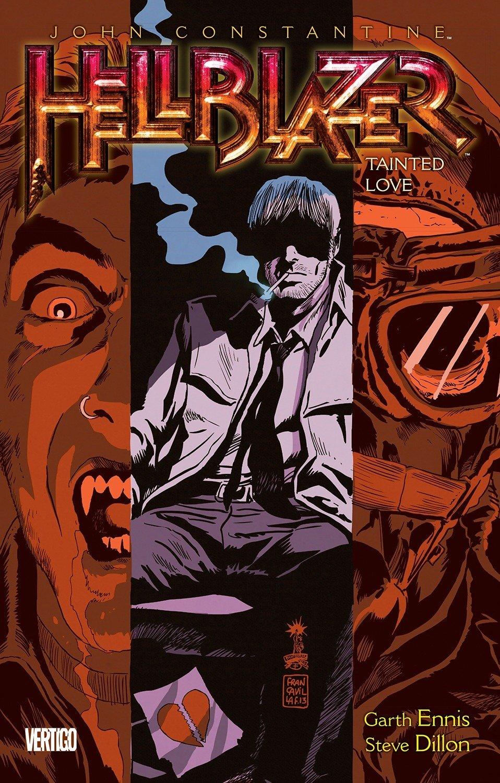 Hellblazer: Volume 7: Tainted Love TP - Used