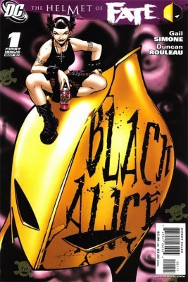 Helmet of Fate: Black Alice (2007) no. 1 One Shot - Used