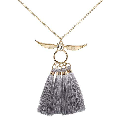 Harry Potter Snitch Pendant Necklace