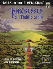 Fortresses of Middle Earth: Halls of the Elven-King 8204 - USED