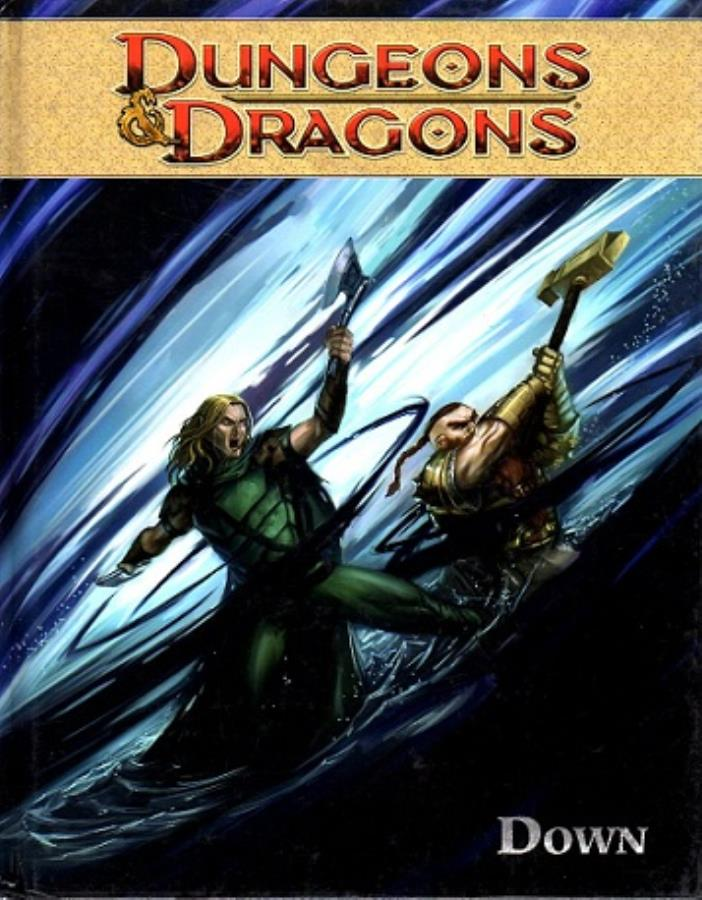 Dungeons and Dragons: Volume 3: Down GN - Used