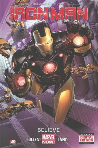 Iron Man: Volume 1: Believe HC - Used