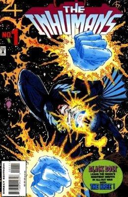 Inhumans: Great Refuge (1995) no. 1 One Shot - Used