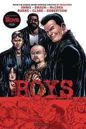 The Boys Omnibus Volume 6 TP (MR) (Signed Edition)