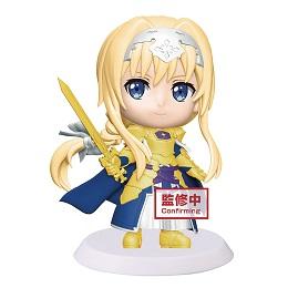 Sword Art Online Alicization War: Chibikyun Alice Figure