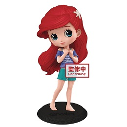Disney The Littler Mermaid Q-Posket: Ariel Avatar Style Figure