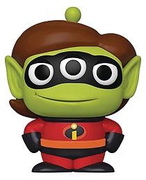 Funko Pop: Pixar Alien as Elastigirl