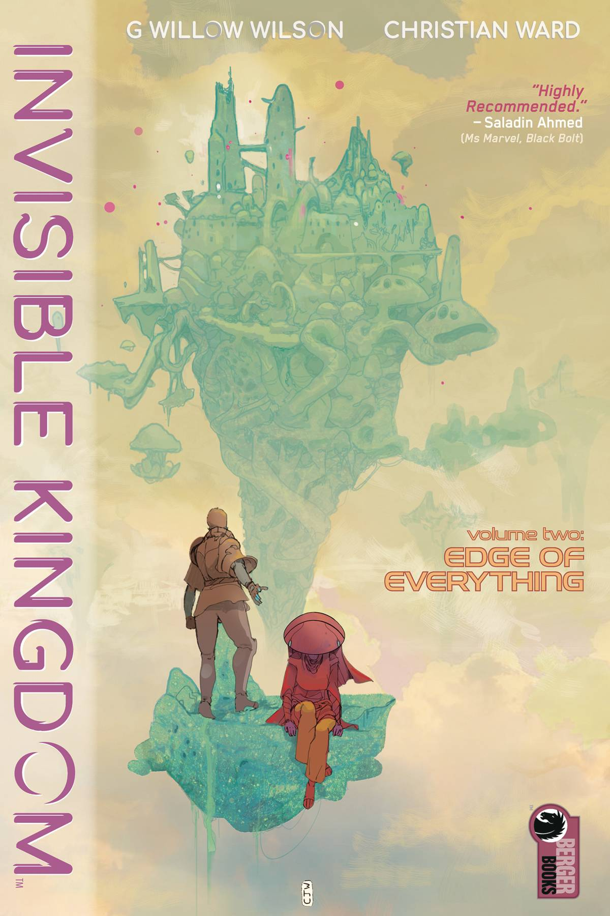 Invisible Kingdom Volume 2 TP Edge of Everything (MR)