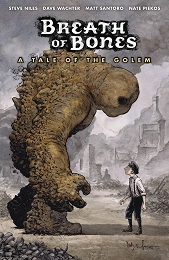 Breath of Bones: A Tale of the Golem TP (MR)