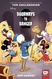 Disney: Doorways to Danger GN