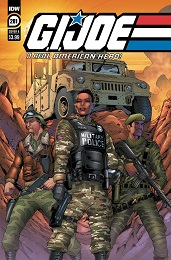 GI Joe: A Real American Hero no. 281 (2018 Series)