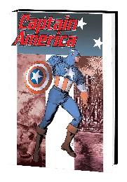 Captain America Omnibus HC (Gene Ha Variant)