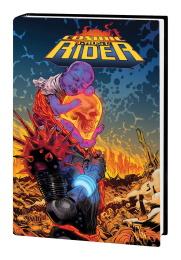 Cosmic Ghost Rider Omnibus Volume 1 HC (Geoff Shaw Variant)