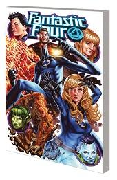 Fantastic Four Volume 7: Forever Gate TP