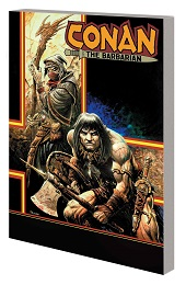 Conan the Barbarian: Songs of the Dead and Other Stories TP