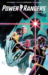 Power Rangers Volume 1 TP