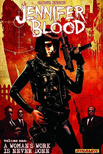 Jennifer Blood: Volume 1: A Woman's Work is Never Done TP - Used