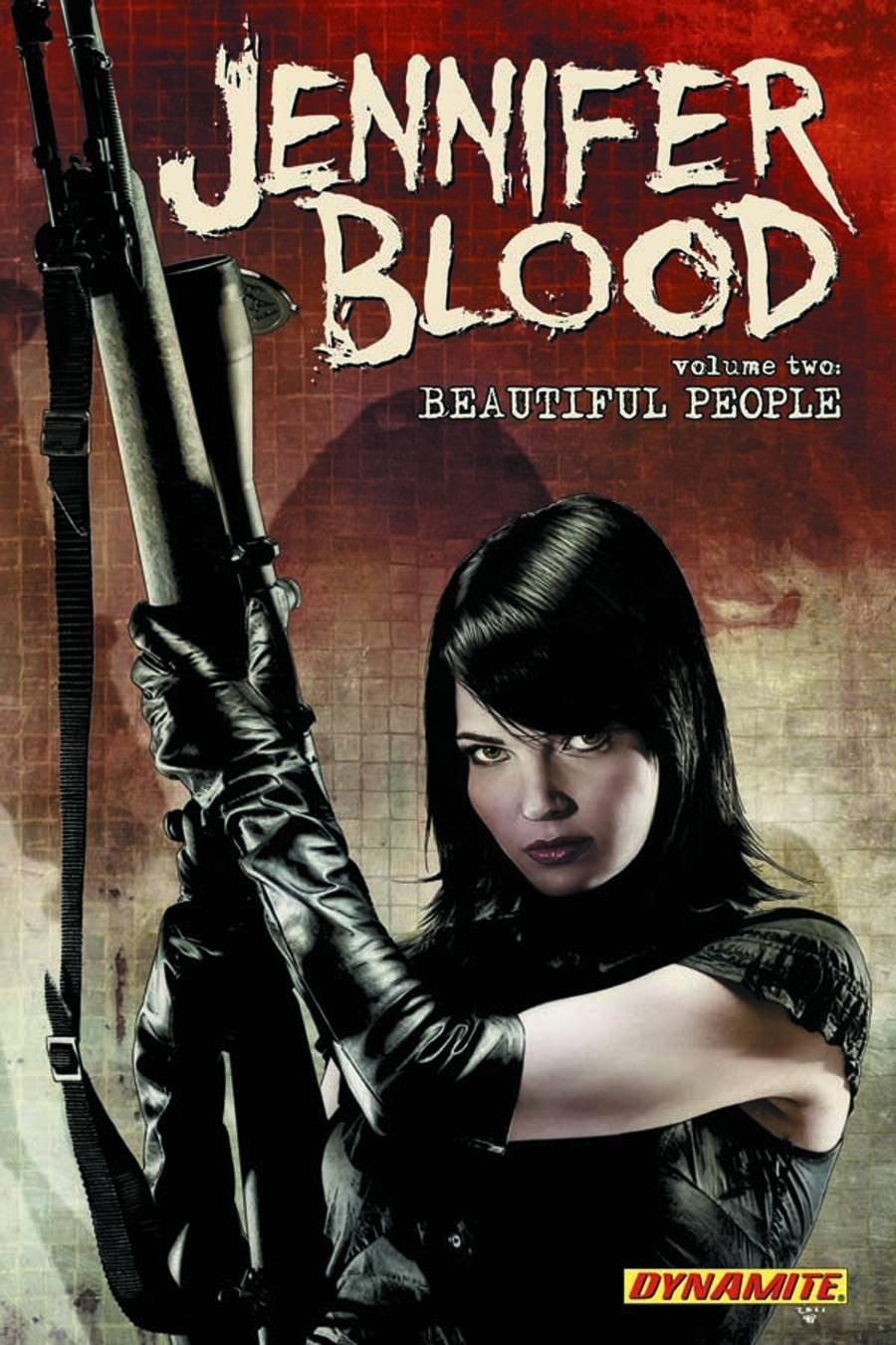 Jennifer Blood: Volume 2: Beautiful People TP - Used