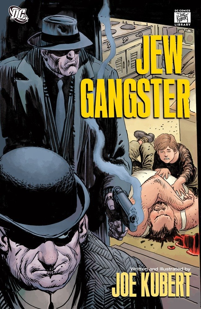 Jew Gangster TP - Used