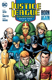 Justice League International Book 1: Born Again