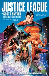 Justice League Book One: Deluxe Edition HC