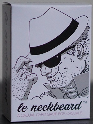 Le Neckbeard Card Game