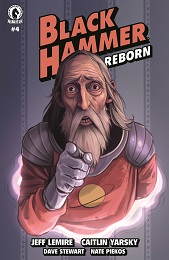 Black Hammer Reborn no. 4 (2021 Series)