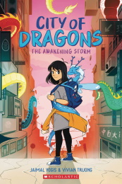 City of Dragons: The Awakening Storm Volume 1 GN