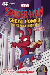 Spider-Ham: Great Power, No Responsibility GN
