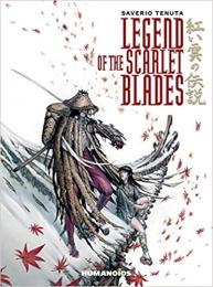 Legend of the Scarlet Blades TP (MR)