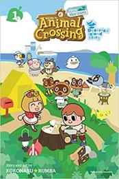 Animal Crossing: New Horizons Volume 1: Deserted Island Diary GN