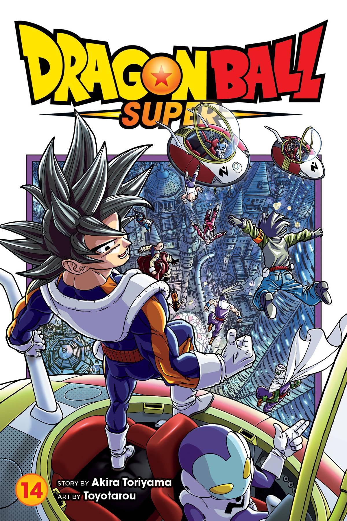 Dragon Ball Super Volume 14 GN