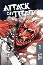 Attack on Titan 3-in-1 Omnibus Volume 1 TP