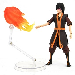 Avatar Series 1: Deluxe Zuko Action Figure