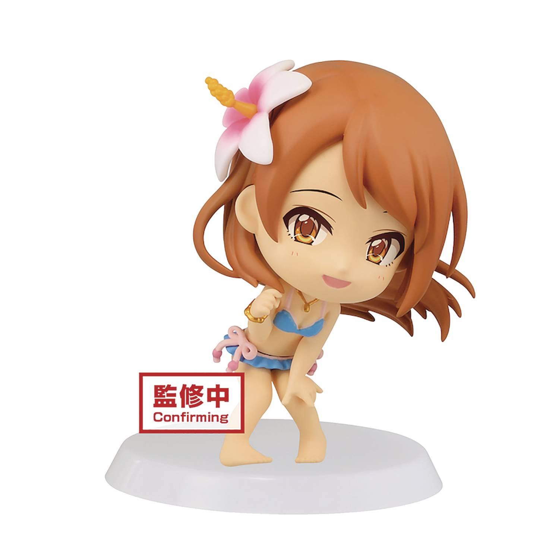 Idolmaster CG: Chibikyun Karen Hojo Figure