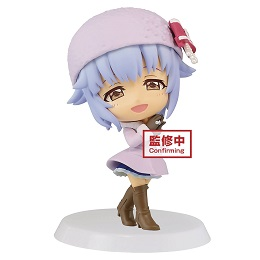 Idol Master CG: Chibikyun Sachiko Koshimizu Figure