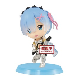 Re Zero Staring Life in Another World: Chibikyun Rem Figure