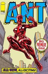 Ant no. 1 (2021 Series)